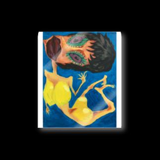 keisou_rendez_vouzの【醜美】 Stickers