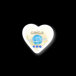 -ishのGINGA.2 Stickers