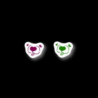 mugioのあの犬/フェイス ステッカー① Stickers