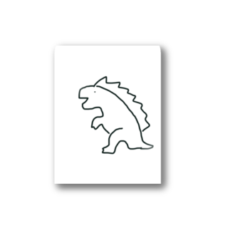 iammakochaaanの恐竜 Stickers