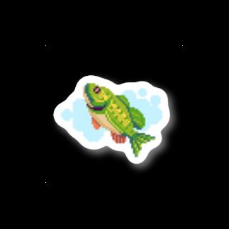 notteのfish Stickers
