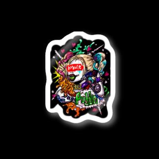hybuleのQUEEN Stickers