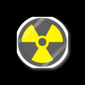 AURA_HYSTERICAのRadiation_S Stickers
