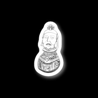 ジャックワンの古代文明 Stickers