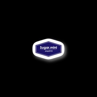 sugar.miniのsugarhex Stickers
