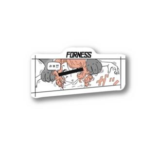 D.S み〇り先生 sticker Stickers