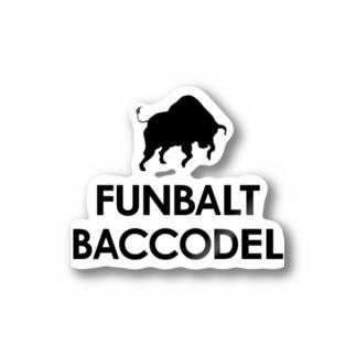 funbalt baccodel Stickers