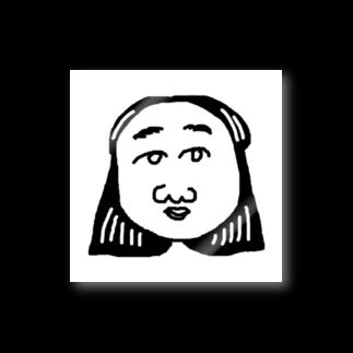 ぎょんすの寺子屋のwoman Stickers