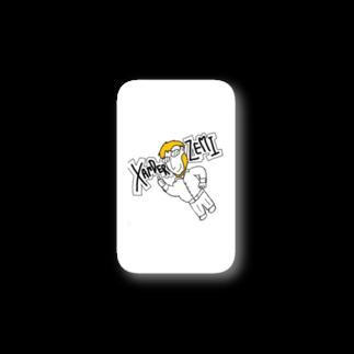 __ssk25の英国人風シャツ Stickers
