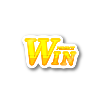 MIllustの勝ち確WIN Stickers