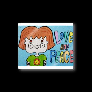 EUIANGのKAViN︰世界平和を望んでいます Stickers