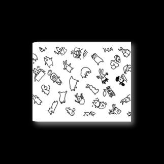 豆腐[ 'ω' ]のてぐせねこランダム Stickers