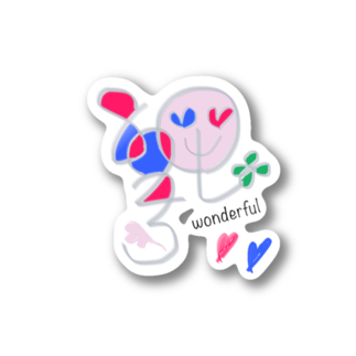 くる°・🐠or DEADのwonderfulなハニーさん Stickers
