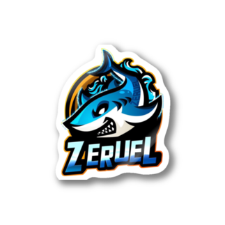 Zeruel_shopのZeruel_item Stickers