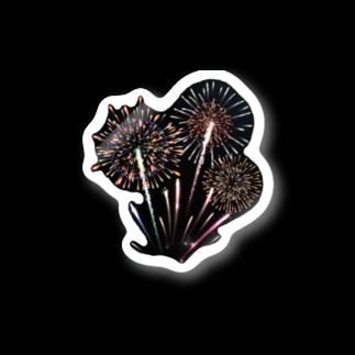 amasariの花火 Stickers