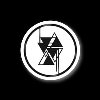Ï∞n(イオン)のEgyptian Triangle Stickers
