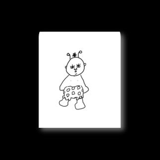 zunazunaのムーキー Stickers