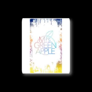 LRqWAQu9fOhj7WZのMrs.green Apple Stickers