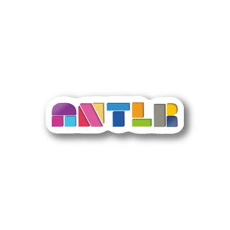 ANTLRロゴのみ Stickers