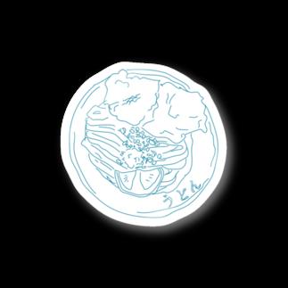 monutoonのうどん Stickers