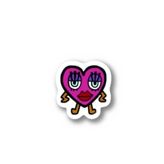 ハート Stickers