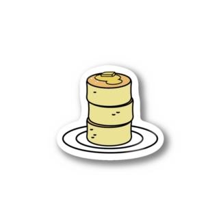 硬パンケーキ Stickers
