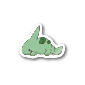 トゲガメ Stickers