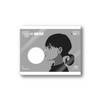 フーセンガム Stickers