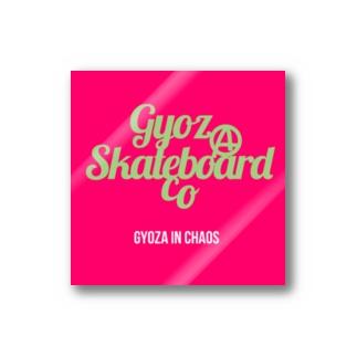 GYOZA SKATEBOARDS CO / DEKALOGO DESIGN Stickers