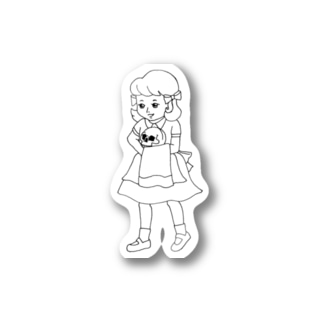 polly anna(ポリアンナ) Stickers