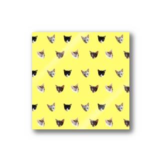 No.8 フルーツ4兄弟 ドット♪ Stickers