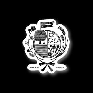 yuki / Design8°のマルシェグッズ Stickers