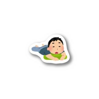 活力 Stickers