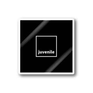 juvenileチーム Stickers