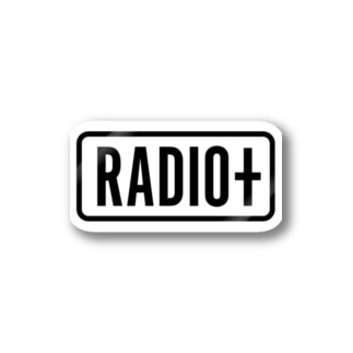 RADIOTステッカー Stickers