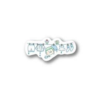 ぱてぃしえくん-sentaku- Stickers