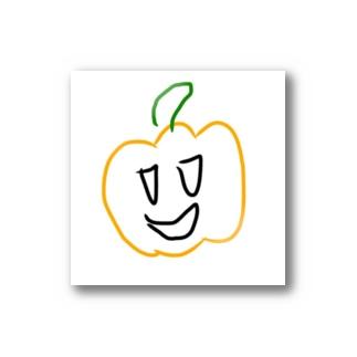 こやきのかぼちゃ Stickers