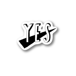 YES Stickers