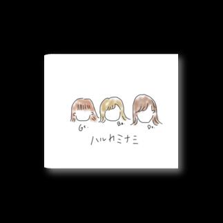 Minami Okuokaのハルカミナミステッカー Stickers