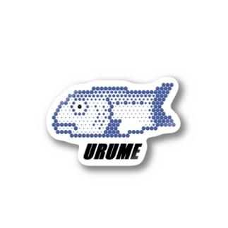 ウルメイワシ Stickers