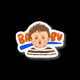 ooooosuのぶーー Stickers