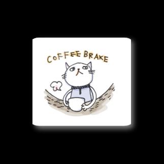 せきめぐのひとやすみネコチャン Stickers