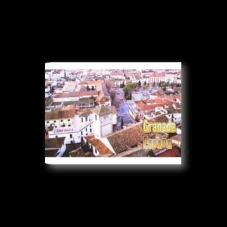 FUCHSGOLDのスペイン:グラナダ旧市街 Spain: Old area of Granada Stickers