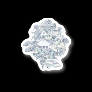 SanohiのTreeHopper ~ツノゼミの木~ Stickers