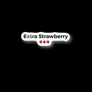 ひこチャンネルのいくらでも食べれちゃうイチゴちゃんたち Stickers