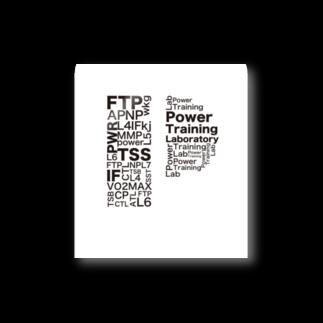 パワートレーニング研究所のMORE POWER Stickers