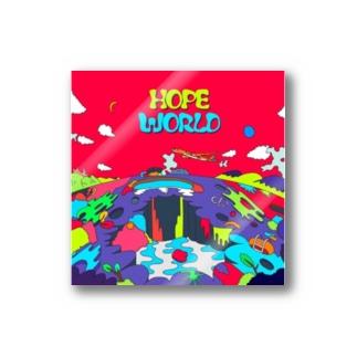 HOPE WORLD🦄 Stickers
