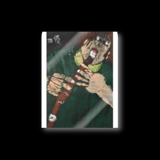 shibatayuuの自画像 Stickers