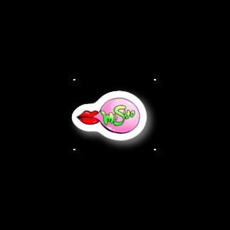 ITIY_misyoのMisyoステッカー Stickers