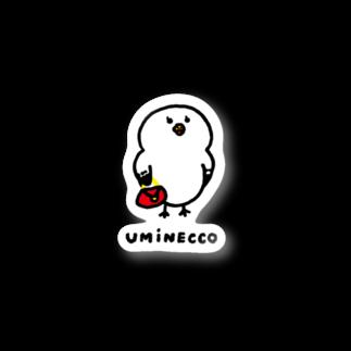 onoderanaoのウミネッコママ Stickers